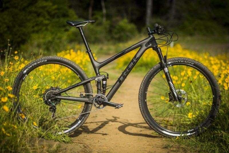 TESTED: Trek Top Fuel 9.8SL - Australian Mountain Bike ...