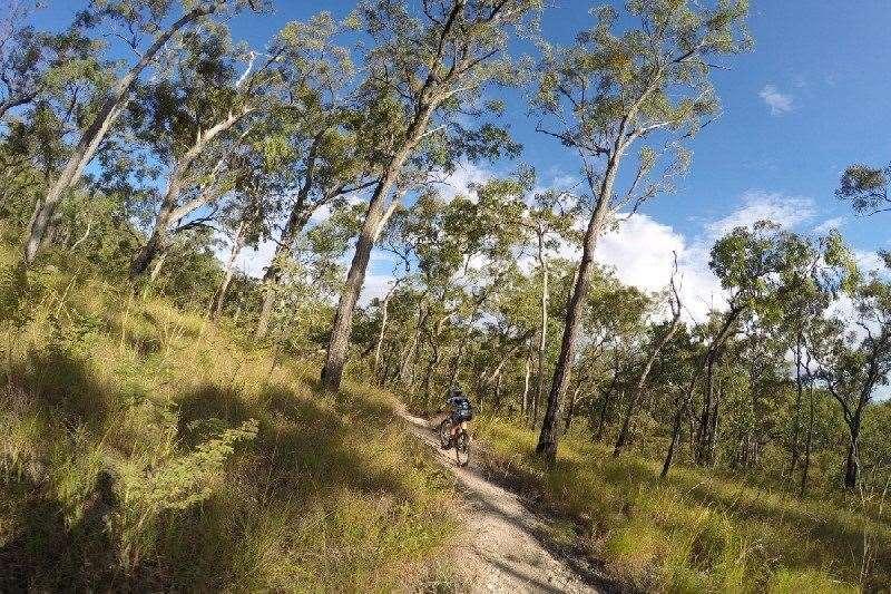 Davies Creek places that rock