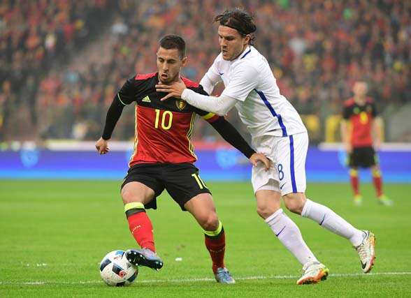 Will we see the best of Eden Hazard? (Photo by Getty Images)