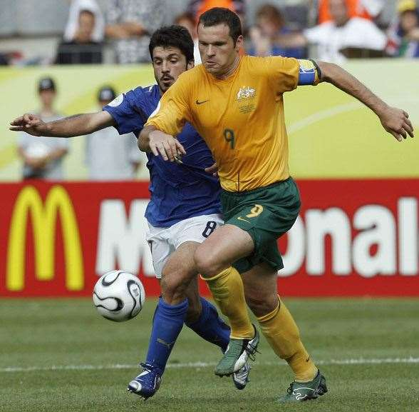 Past - Mark Viduka (Photo by Getty Images)