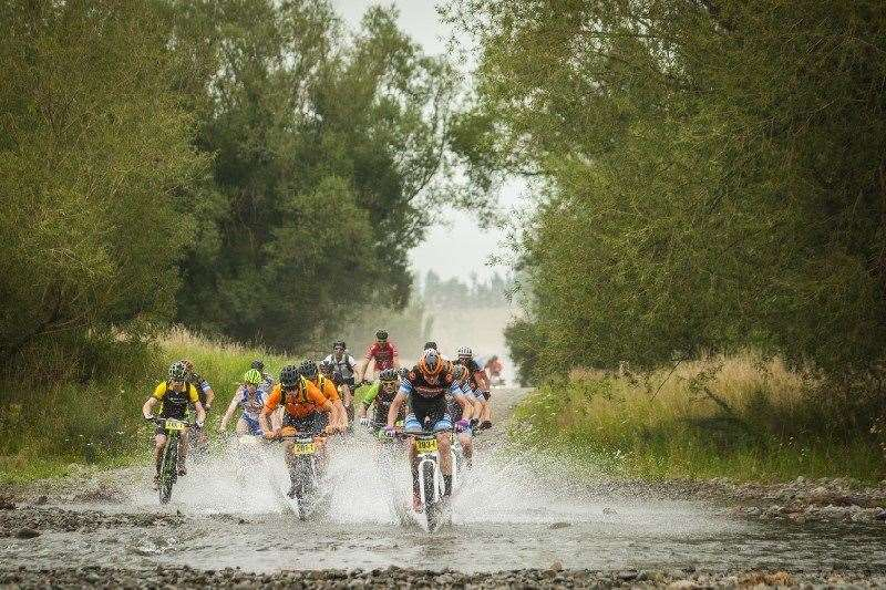 Varied terrain is an exciting feature of the race (c) Tim Bardsley-Smith