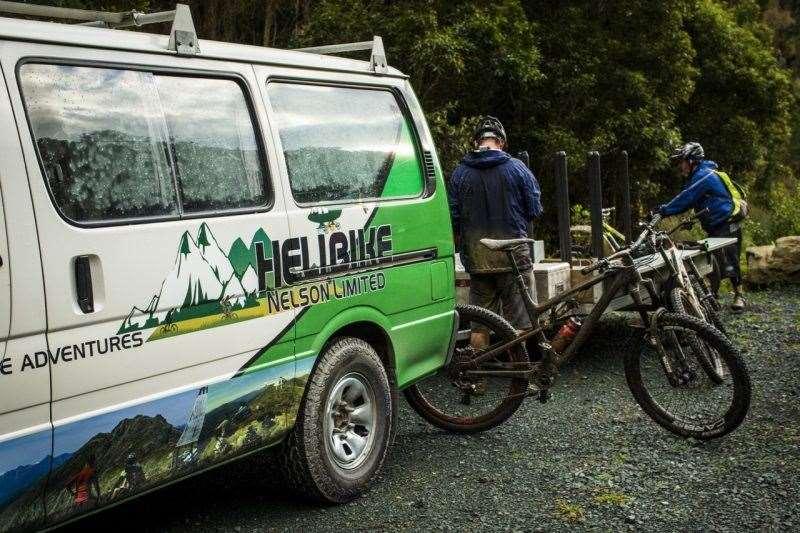New Zealand Marlborough Nelson Tasman MTB