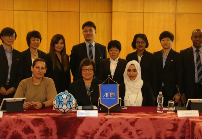 AFC Women's Football Committee (Photo: The AFC)