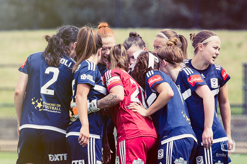 Melbourne Victory (Photo: Emily Mogic Photography)