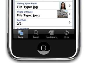 filemaker bento database now available as iphone take. Black Bedroom Furniture Sets. Home Design Ideas