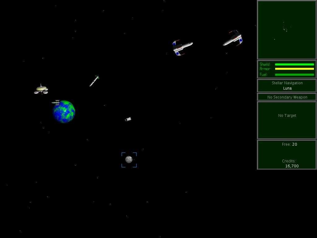 Escape Velocity (video game)