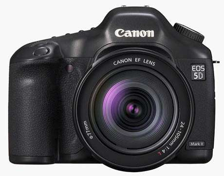 The Canon 5D Mark II is changing the way people shoot video - thanks to incredible glass lenses and a whopping big CMOS sensor