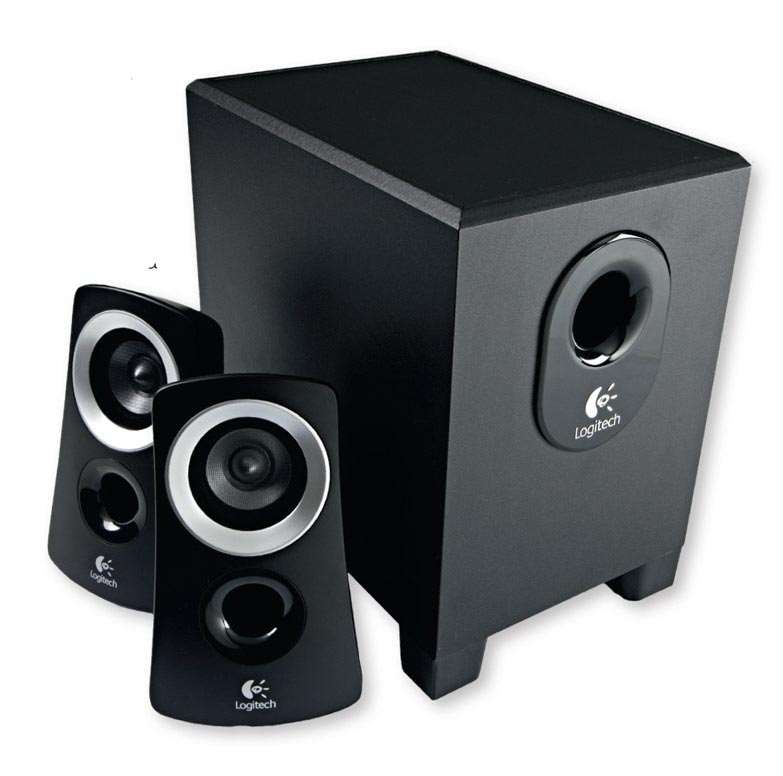 logitech 39 s z313 speakers not ideal misc peripherals atomic pc tech authority. Black Bedroom Furniture Sets. Home Design Ideas
