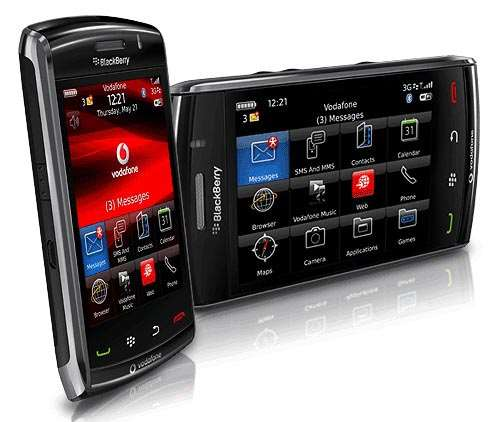 Preview: The RIM BlackBerry Storm2 9520 excels in the ...