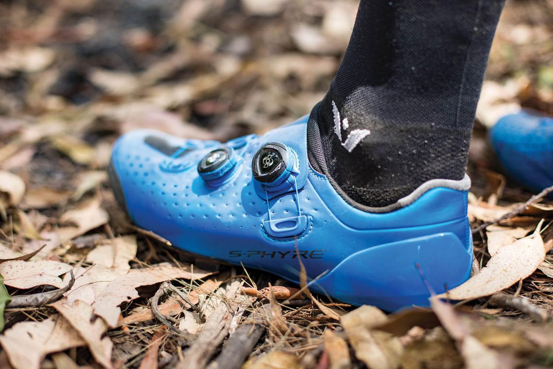 6ddc2549f TESTED  Shimano S-Phyre XC9 shoes - Australian Mountain Bike
