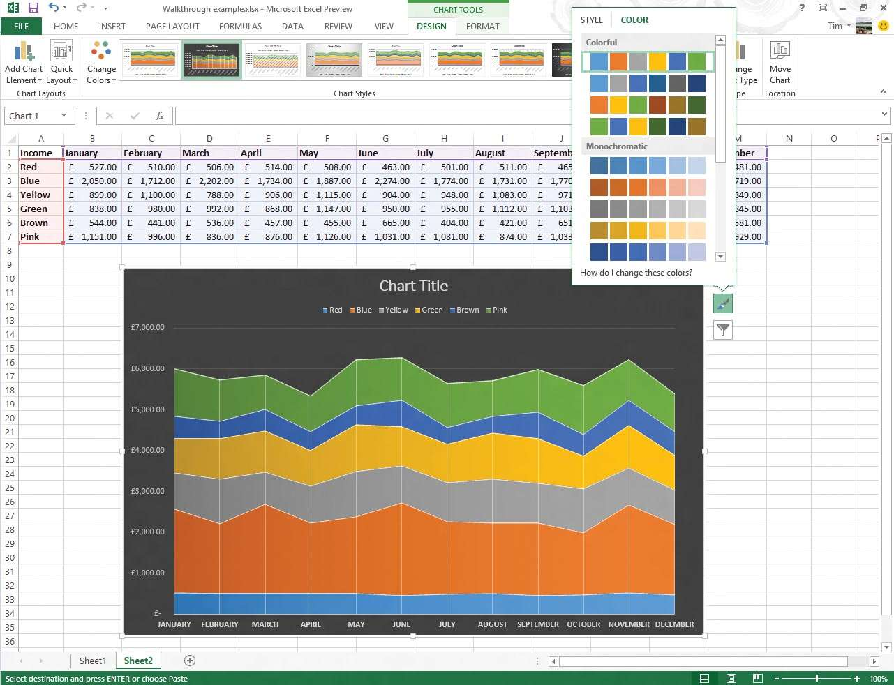 Excel 2013 whats good whats irritating software business it if you rely on spreadsheets will excel 2013 make your life any easier read about the new chart quick analysis and pivottable capabilities and more ccuart Gallery