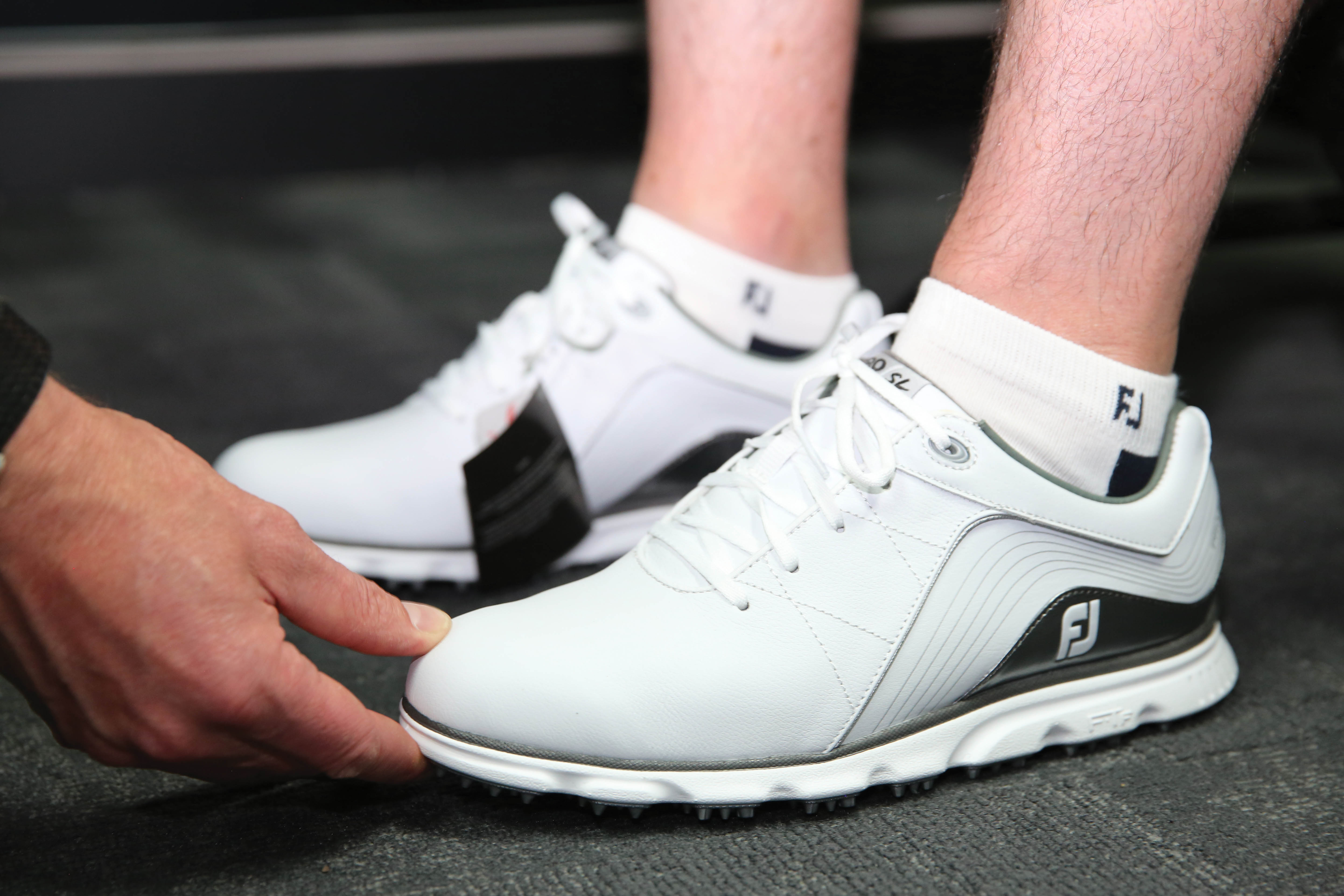 If the shoe fits: A visit to FootJoy's