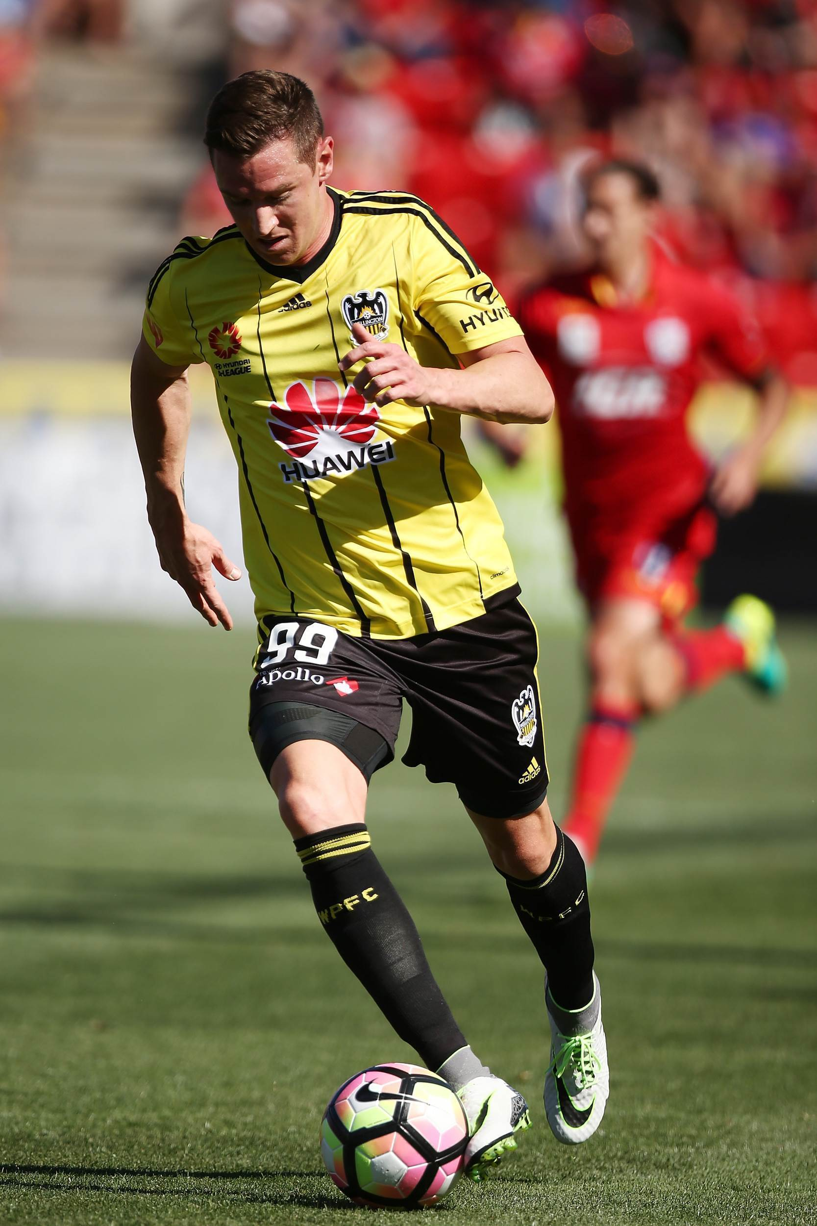 Opportunity Smeltz in Adelaide heat - FTBL | The home of