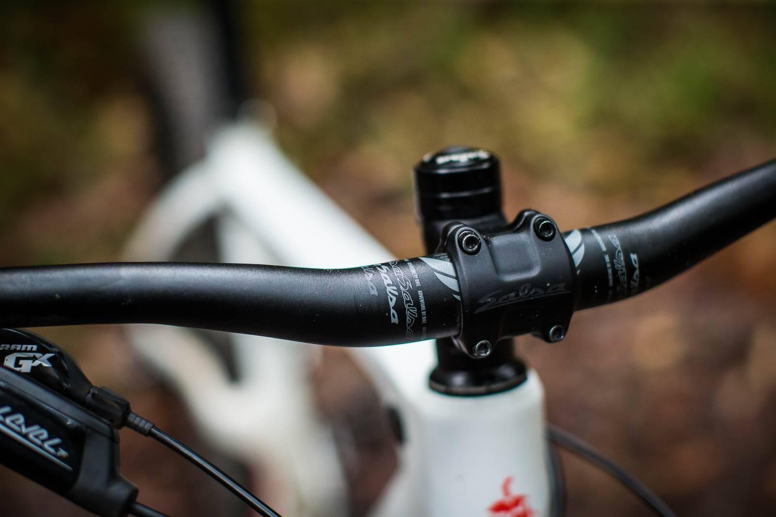 TESTED: Salsa Woodsmoke Carbon 27 5 plus - Australian Mountain Bike