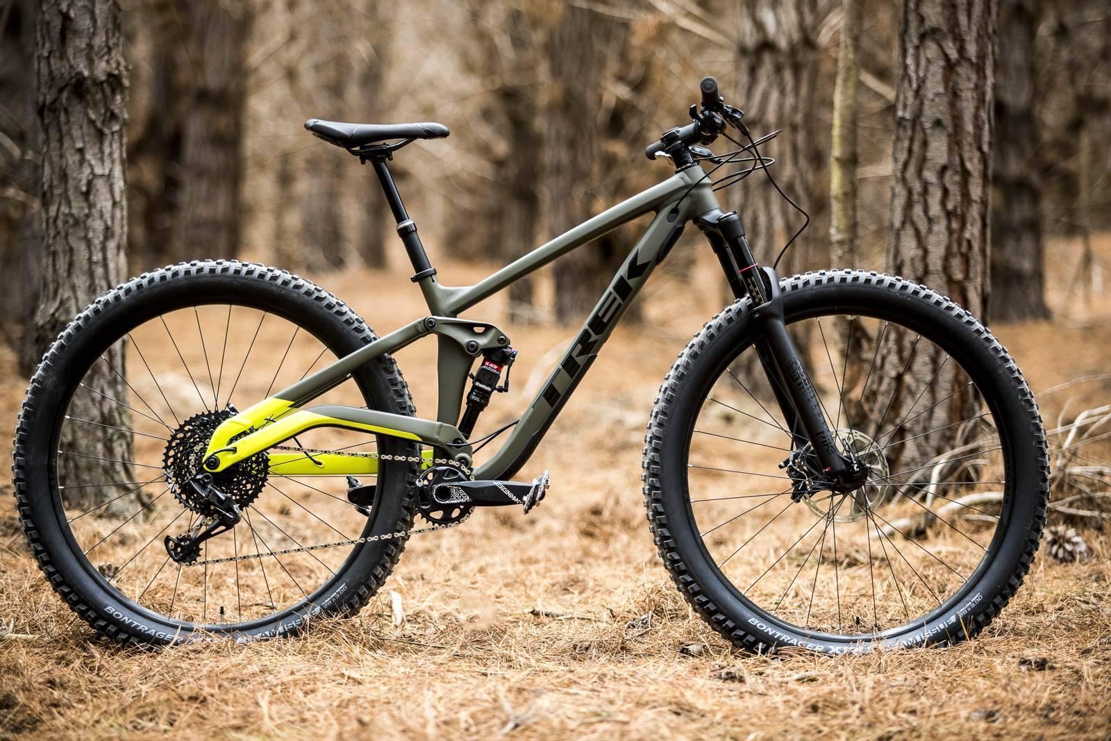 1d347b083b1 TESTED: Trek Full Stache 29 Plus trail bike - Australian Mountain Bike |  The home for Australian Mountain Bikes
