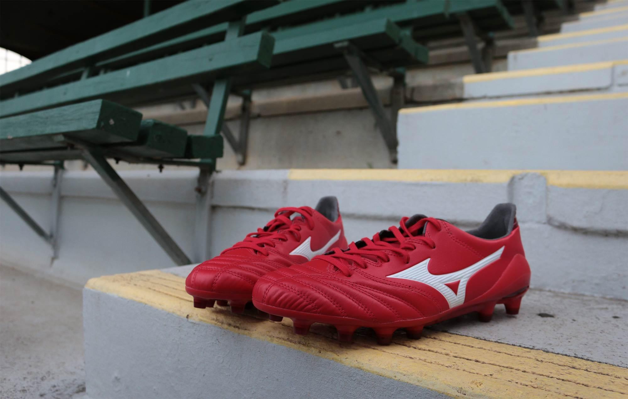 competitive price 92d64 ce8aa Mizuno release fiery fresh Morelia Neo II - Boots - FTBL Life