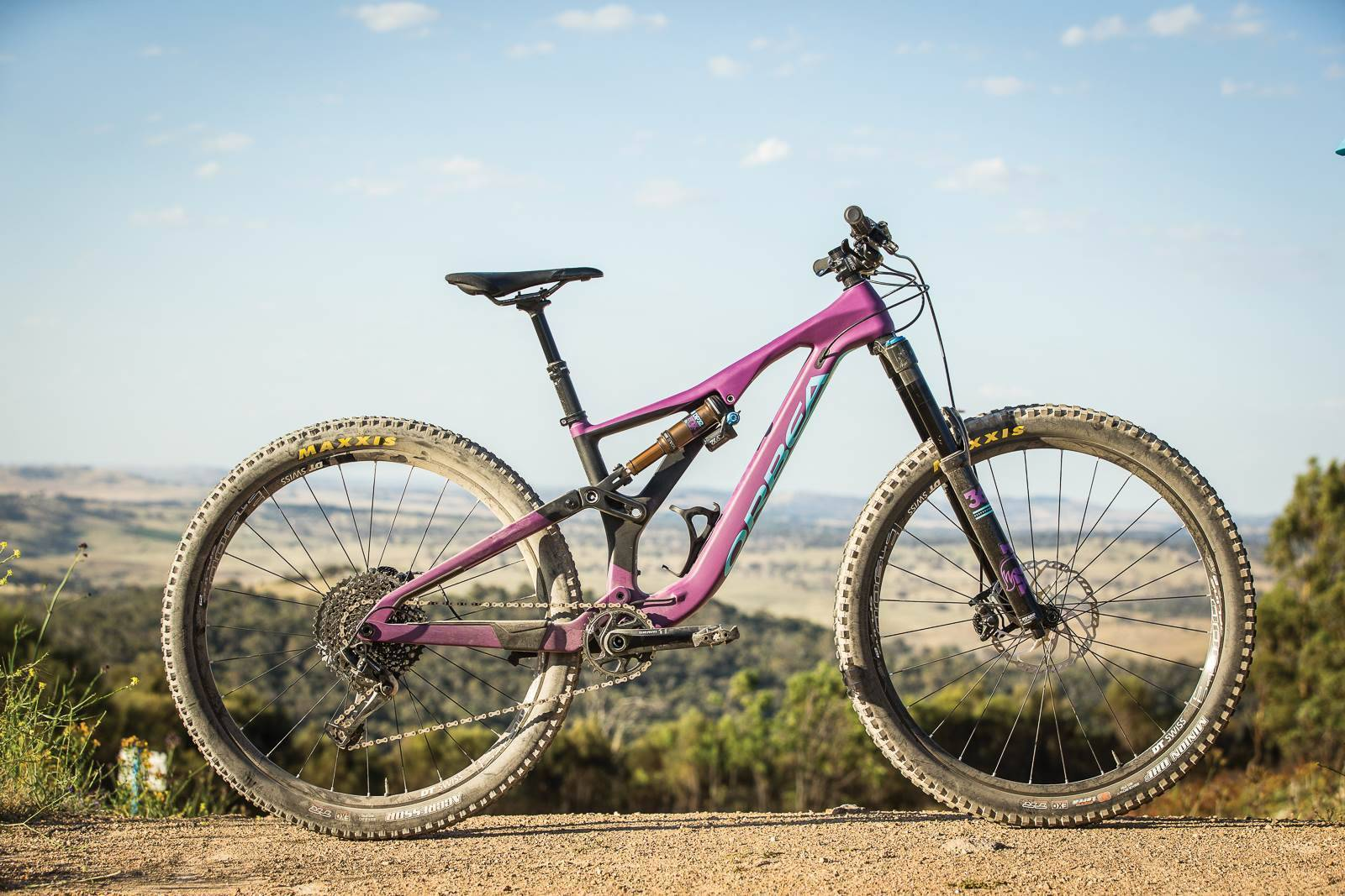f092110ece8 TESTED: Orbea Rallon M10 - Australian Mountain Bike | The home for  Australian Mountain Bikes