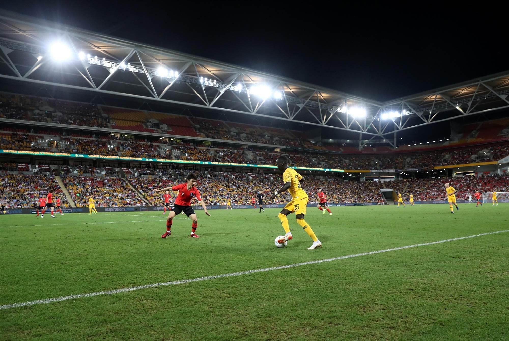 696f4ae58 Pic special  Socceroos vs Korea Republic - FTBL