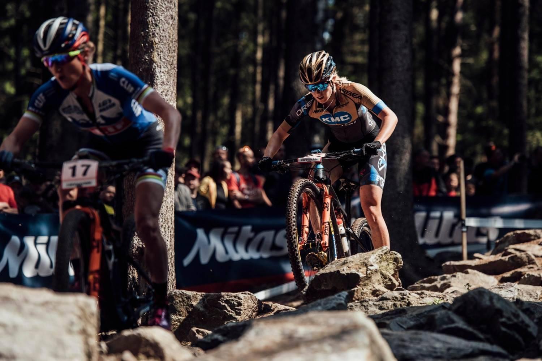 07b0e41ec89 Bec McConnell 2nd at Nove Mesto World Cup! - Australian Mountain Bike | The  home for Australian Mountain Bikes