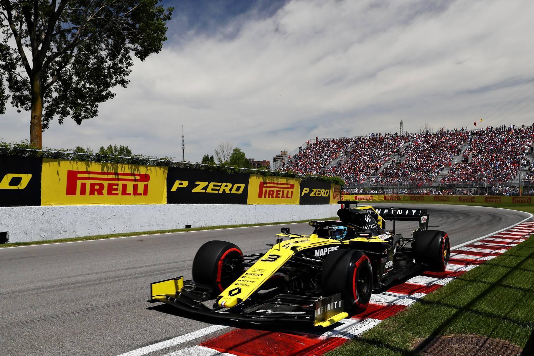 Pic special: Canada F1 - Motorsport - Inside Sport