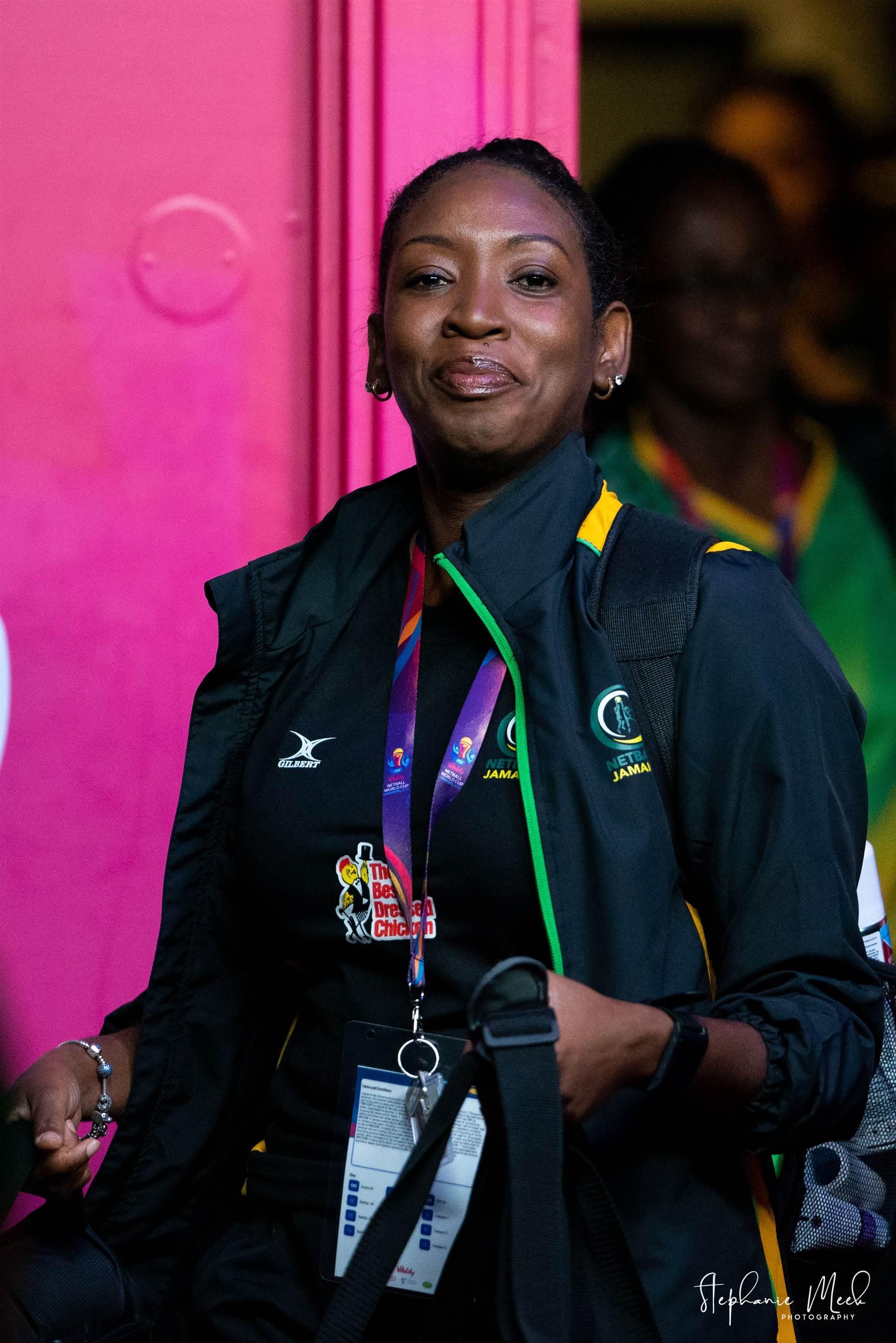 NWC Pic Special: South Africa v Jamaica