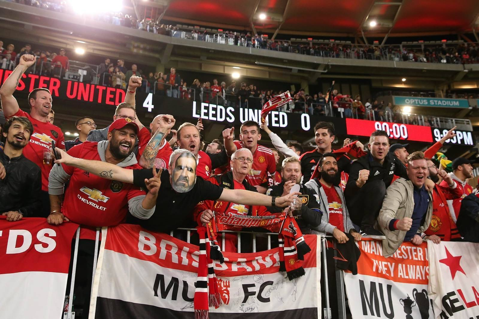 In Pics: Leeds vs Manchester United - FTBL | The home of ...