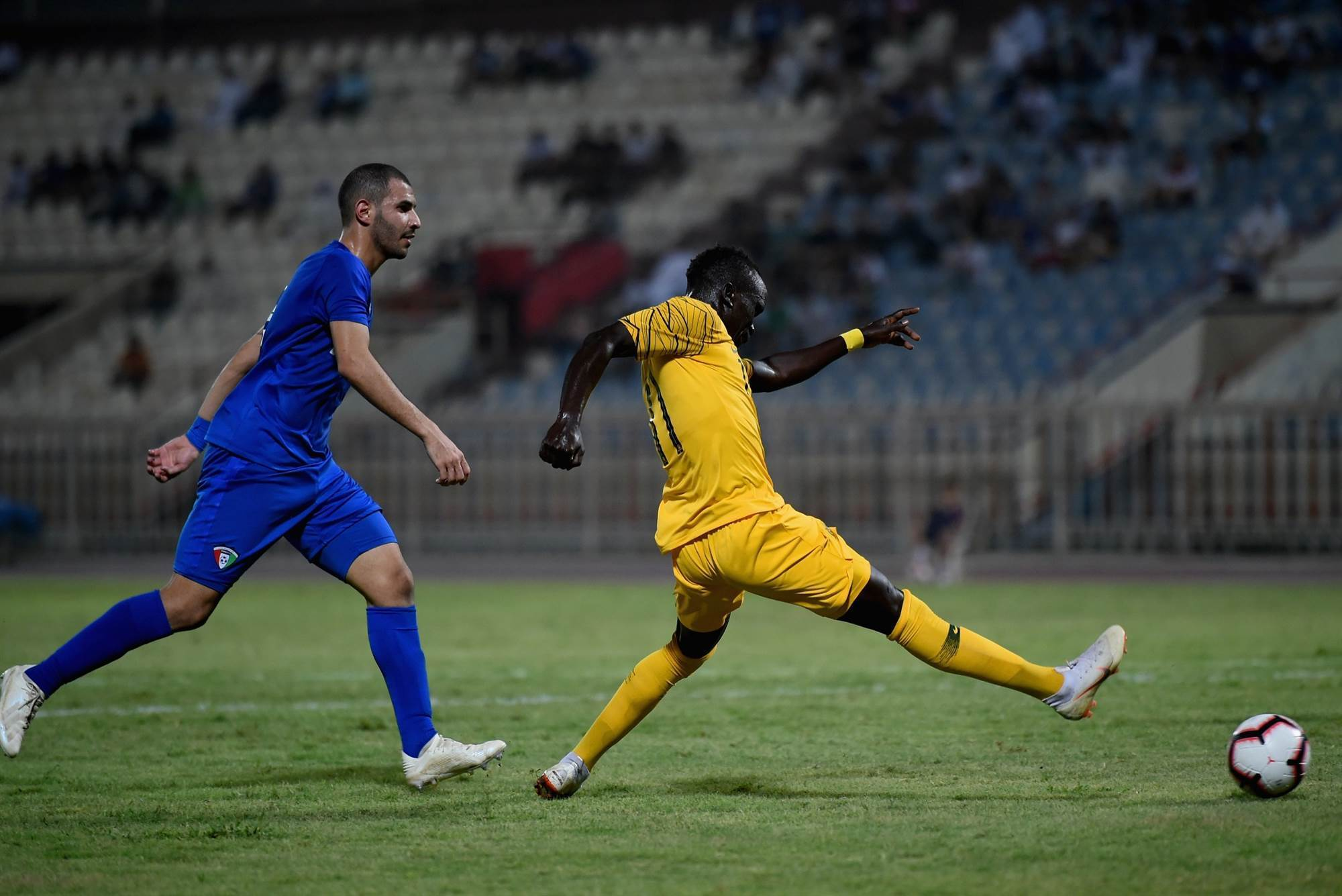 New era, new heroes: Socceroos v Kuwait pic special