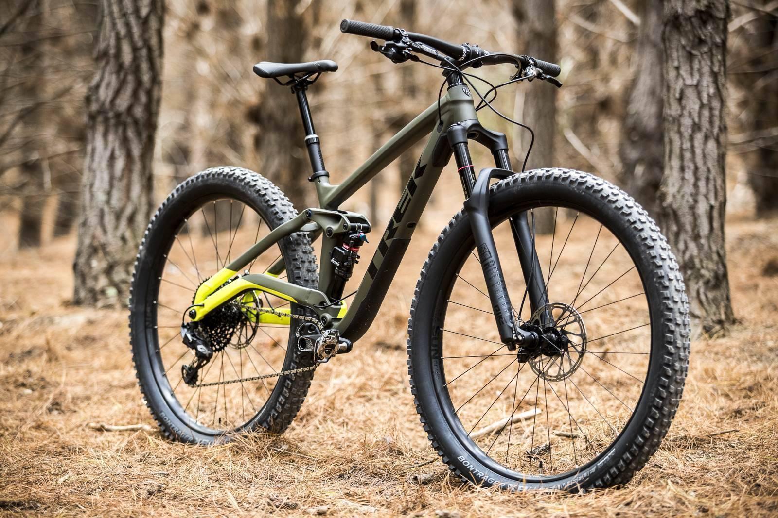 1ccb53041a5 TESTED: Trek Full Stache 29 Plus trail bike - Australian Mountain Bike |  The home for Australian Mountain Bikes