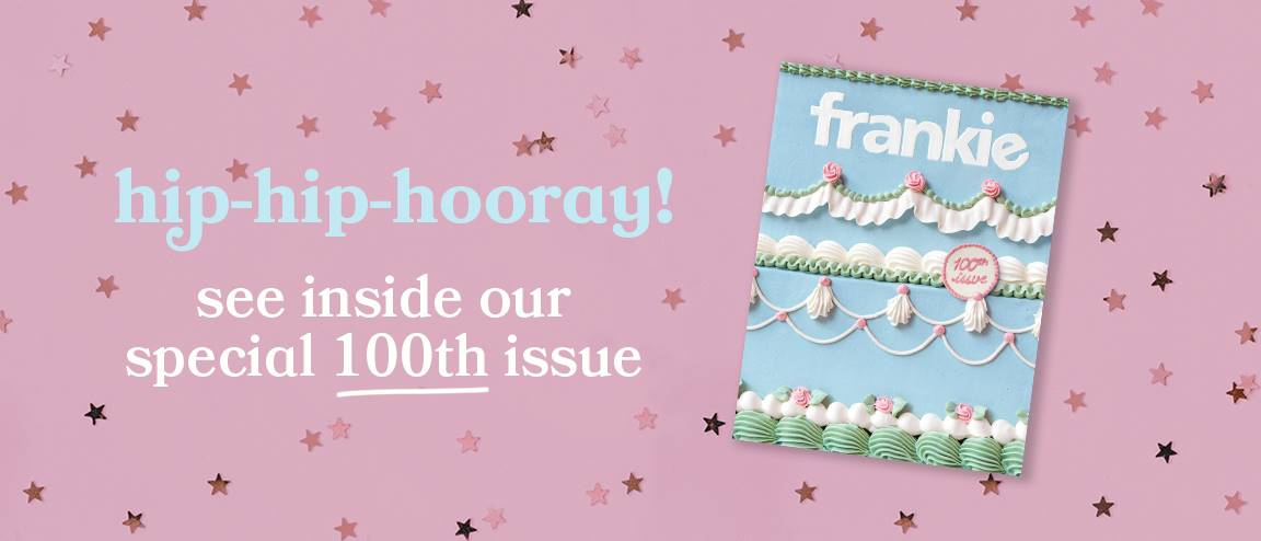 issue 100 is on sale