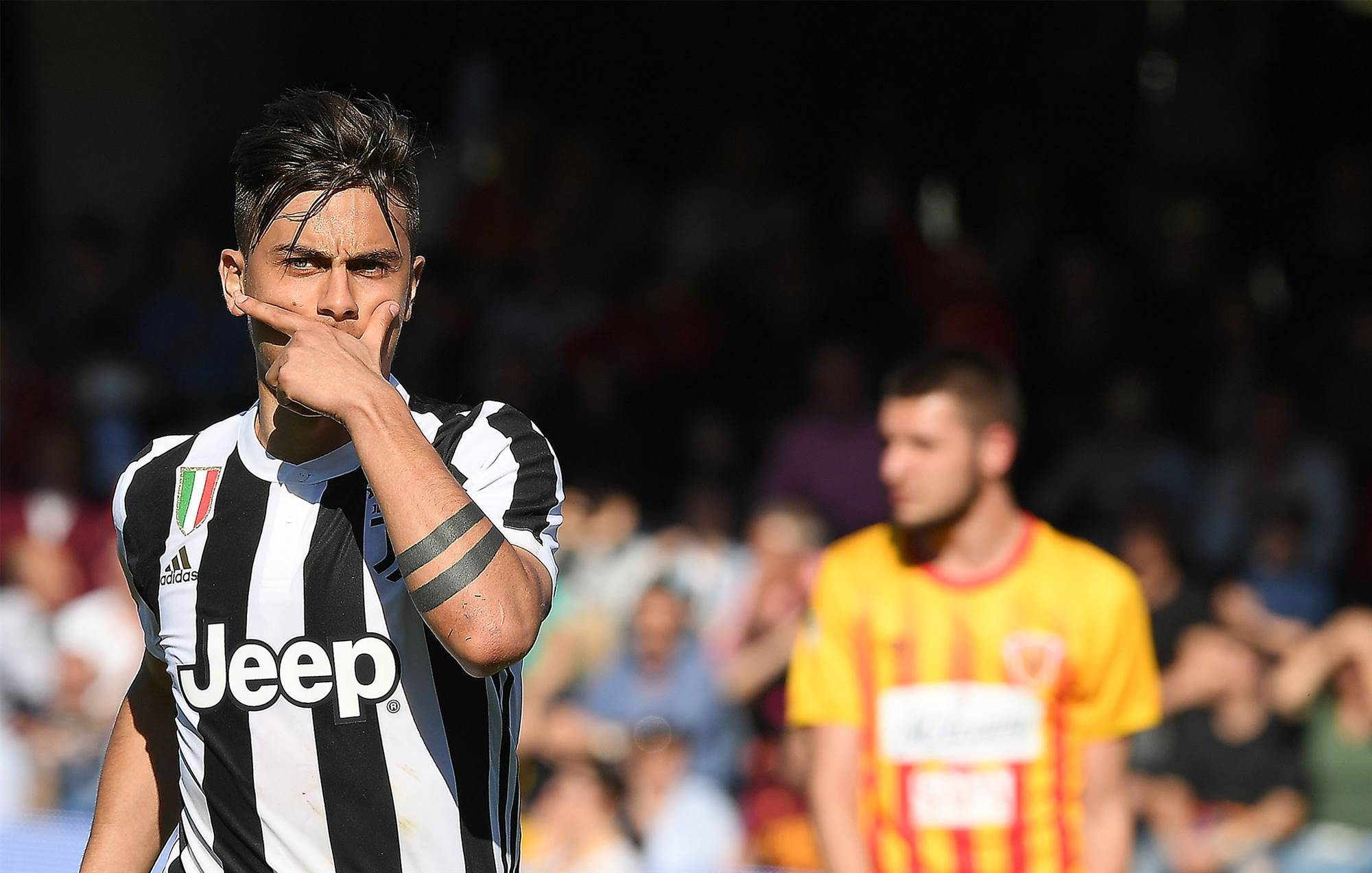 Switch Official Soon? Dybala Debuts Blackout Adidas Boots