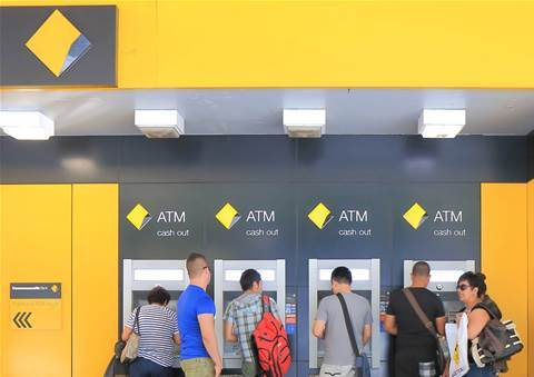 CBA suffers lunchtime outage