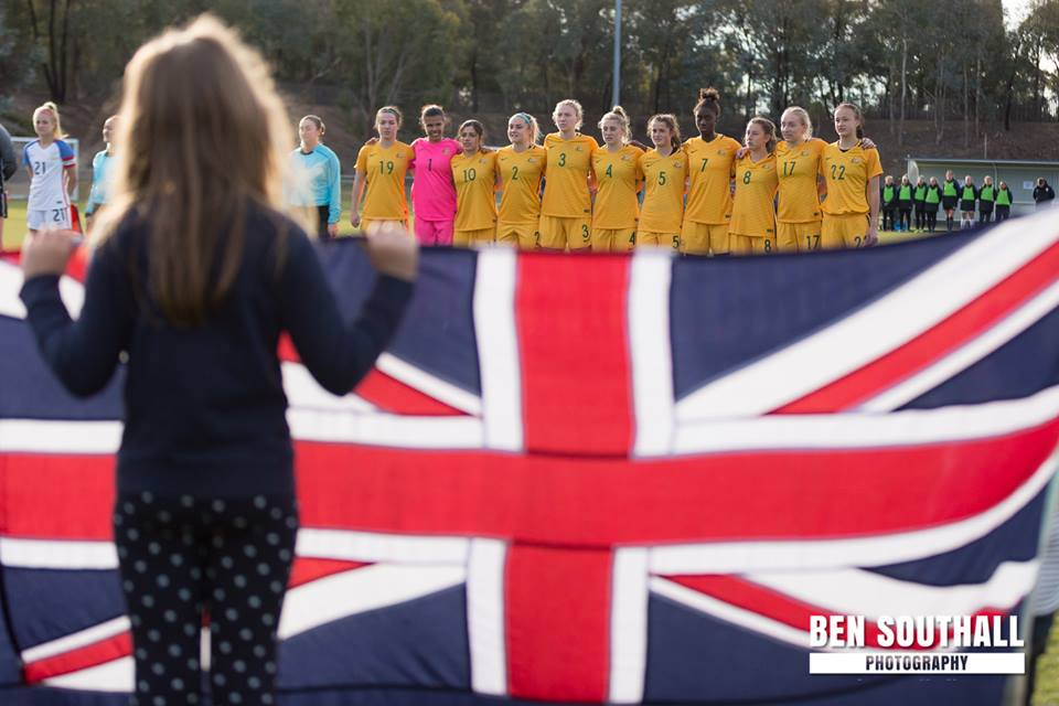 Young Matildas squad announced - FTBL | The home of ...