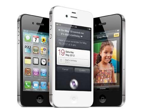 iPhone 4S build
