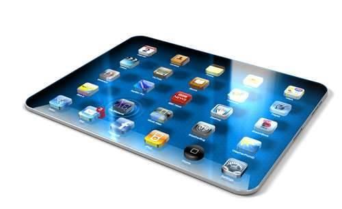 Apple iPad 3 concept