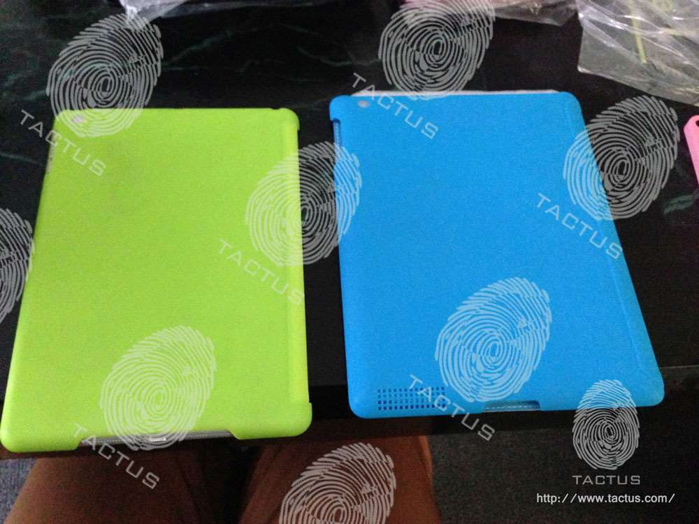 Leaked iPad 5 case hints at thinner design