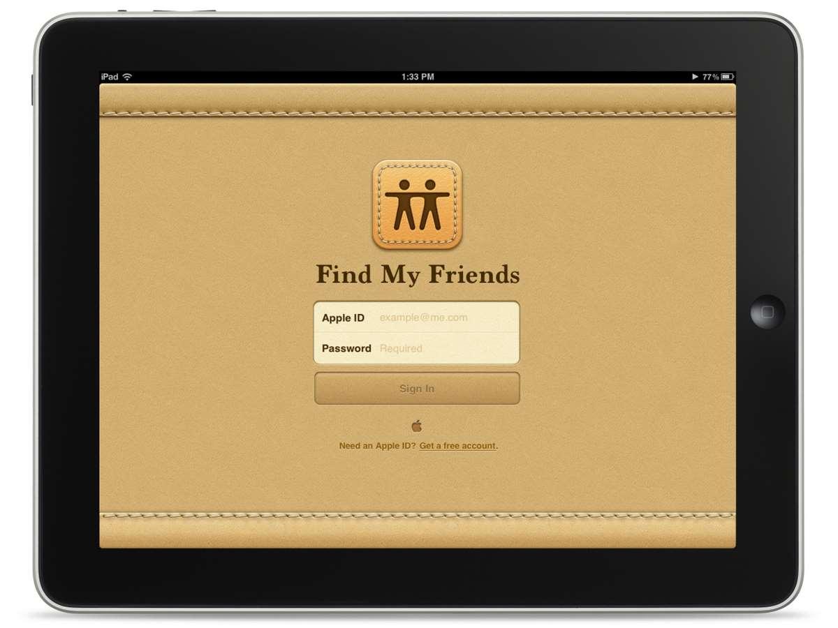 Apple iOS 7 design