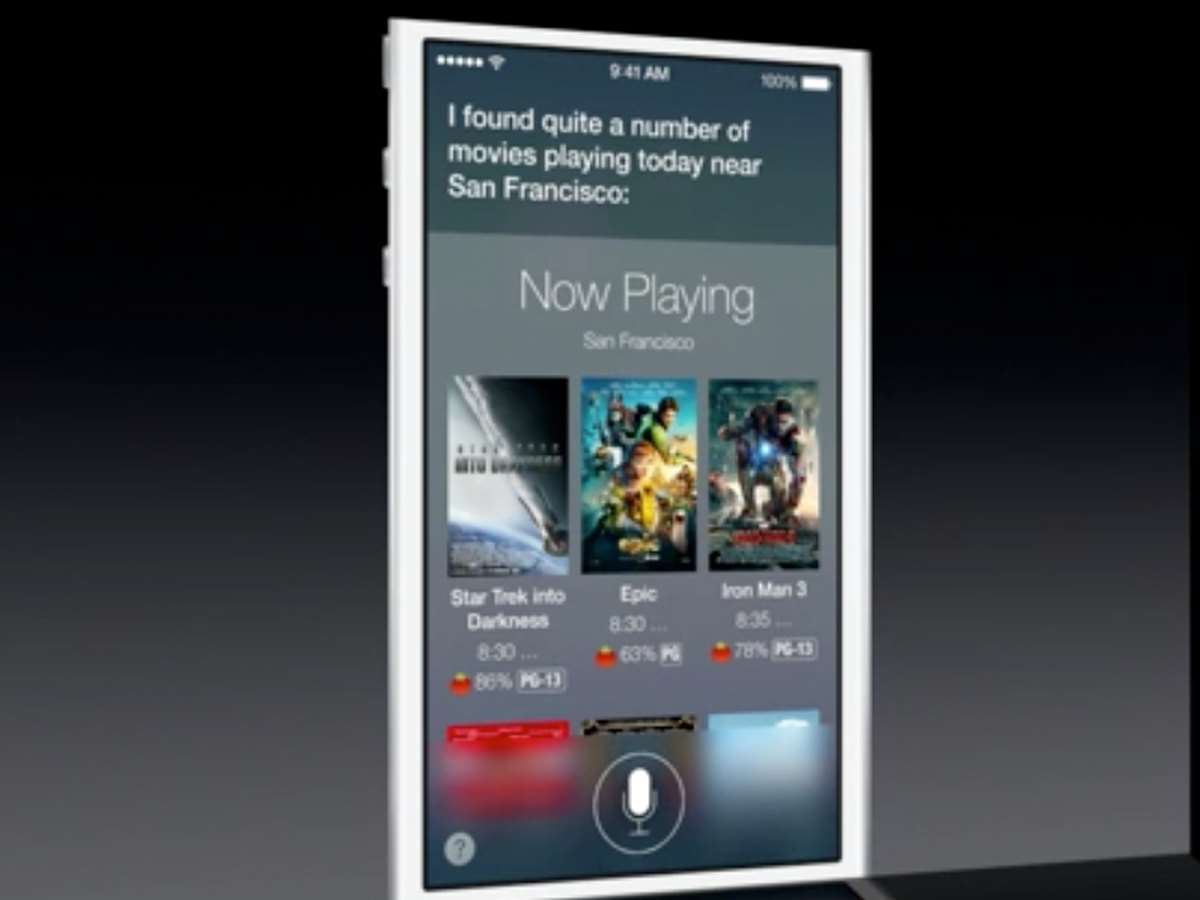 siri new look