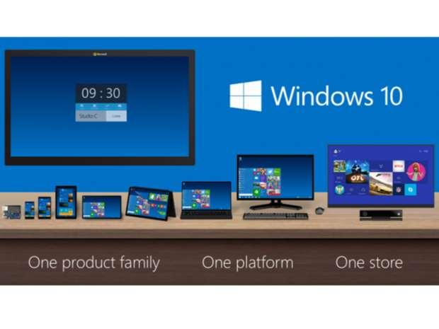 Windows 10 One Windows