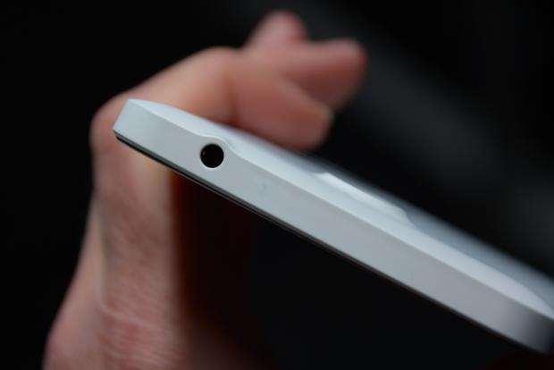 Microsoft Lumia 640 XL - edge