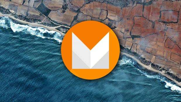 Android M review - logo and new wallpaper