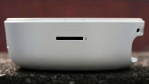 HP Pavilion Mini: SD card slot
