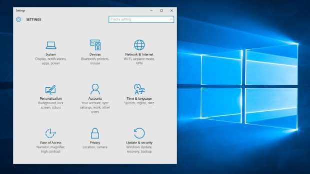 Windows 10 review: Settings