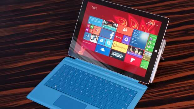 Surface Pro 3 review design