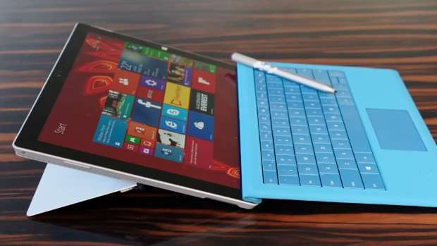 Surface Pro 3 review performance full kickstand extend
