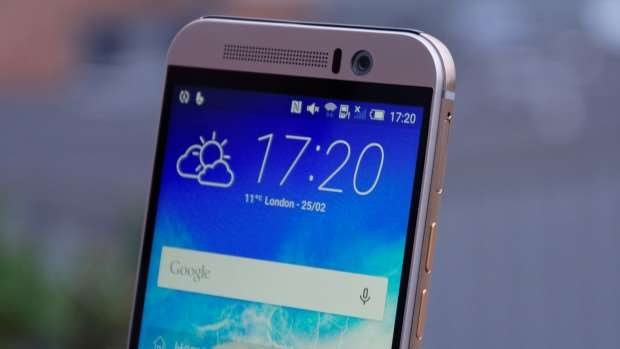 HTC One M9 review: Front-facing stereo speakers ensure the HTC One M9 sounds as good as it looks