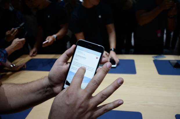 iPhone 6s review - 3D Touch