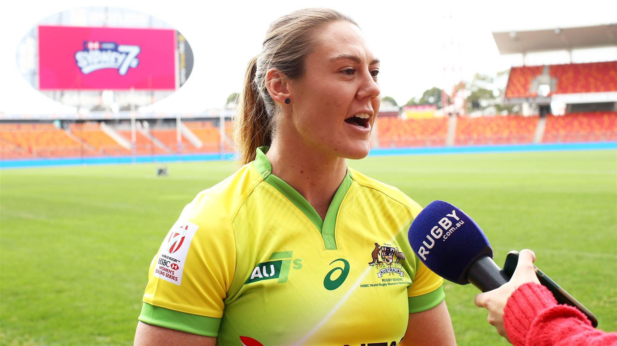 Boost For Aussie 7 S Ahead Of World Cup The Women S Game For The