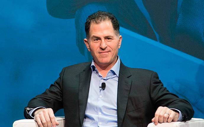 Michael Dell bullish on Dell's return as public company