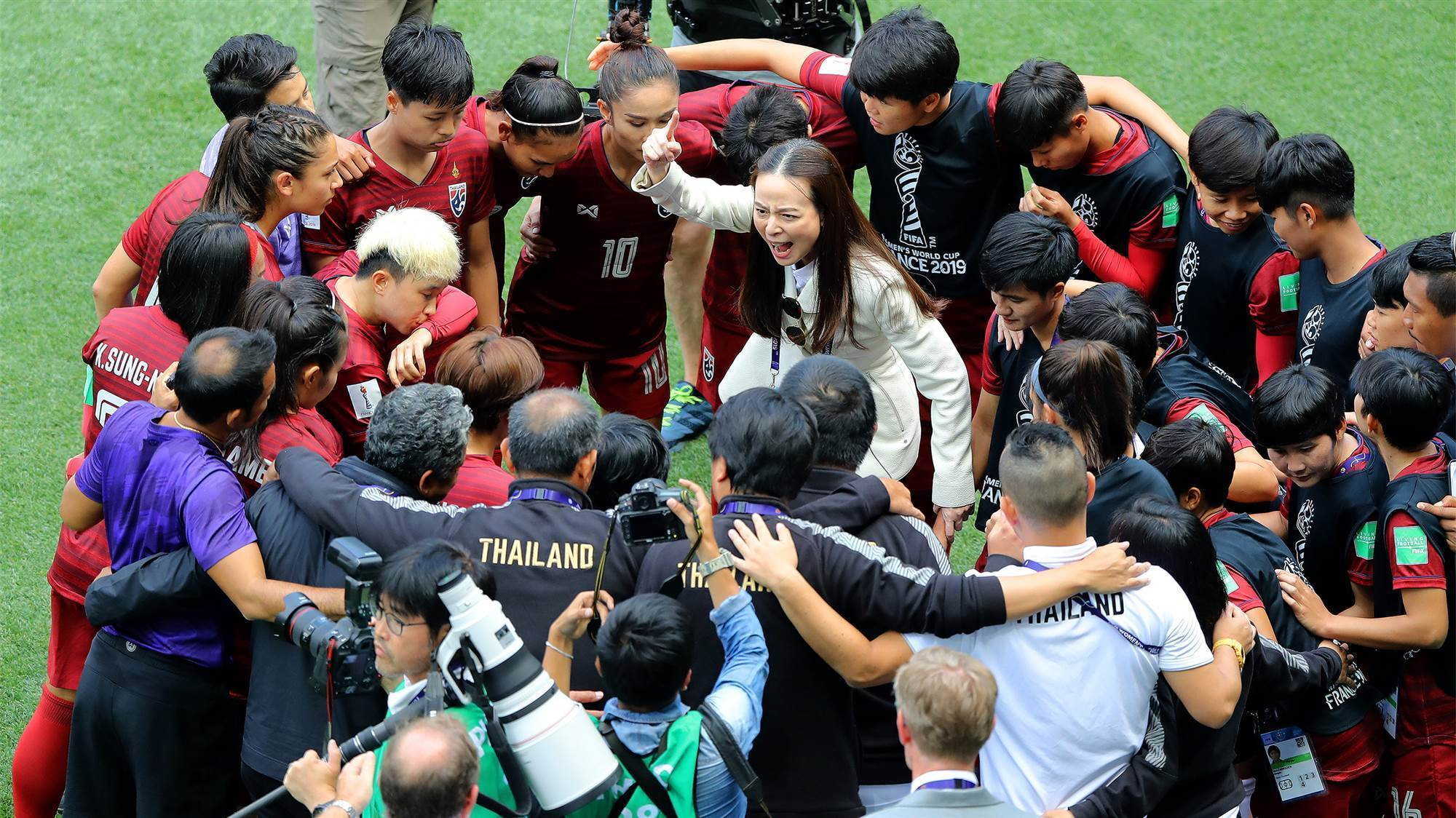 Thailand's goal: Why it meant so much