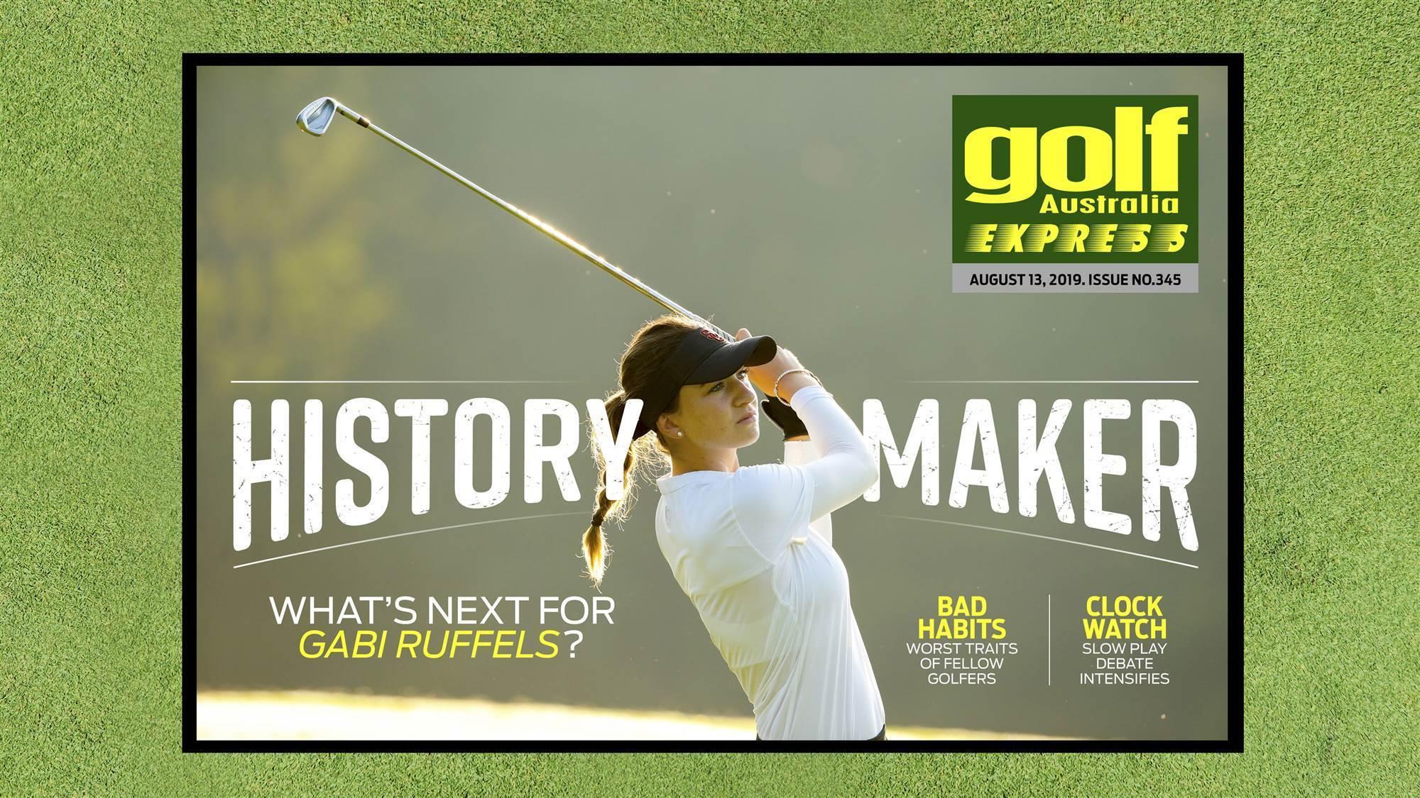 GA Express 345: History Maker